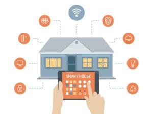smart build home